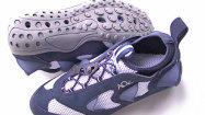Shoes for aqua exercise