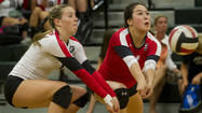 Glenelg at Atholton girl's volleyball [Pictures]