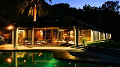 John Lautner's Harpel house, restored in fine style - LA Times