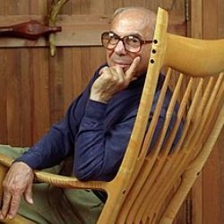 Sam Maloof Dies At 93 Designer And Builder Of Simple Beautiful Furniture La Times