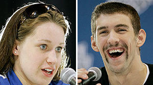 A freestyle attitude for Phelps at trials
