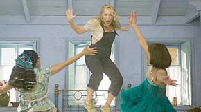 'Mamma Mia!' dances into theaters