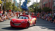 'Cars' attraction at Disney Hollywood Studios