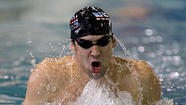 Michael Phelps suspended 3 months