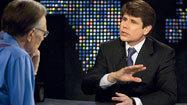 Blagojevich media blitz