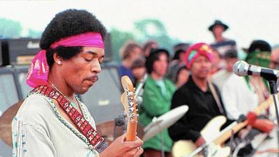 Billy Cox's Jimi Hendrix experience