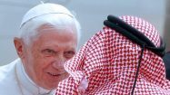 Pope Benedict XVI visits the Middle East