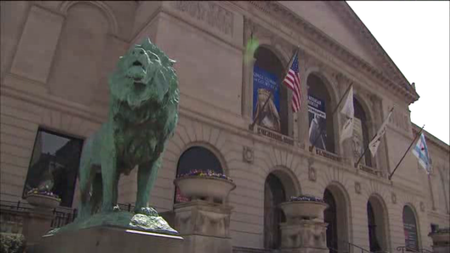 Art Institute of Chicago named number one museum worldwide