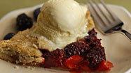 Recipe: Mixed berry crostata