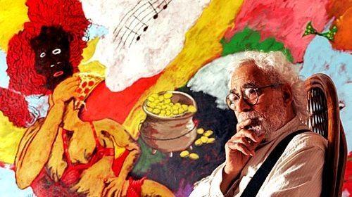 Robert Colescott dies at 83; African American artist ...