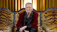 Hugh Hefner sells his personal home next to the Playboy mansion