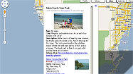 Map of Family Travel in the Florida Keys