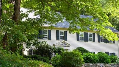 Efrem Zimbalist Jr. New Hartford Estate On The Market