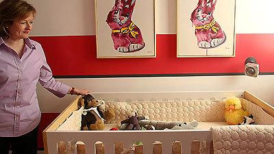 Choosing a crib mattress that's best for baby