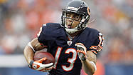 Johnny Knox in action