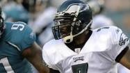 Michael Vick returns to professional football