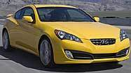 Hyundai Genesis coupe gets off to stylish start, but a little short on legroom, trunk space