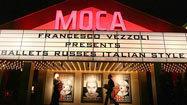 MOCA 30th anniversary gala: The scene