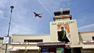 Bob Hope Airport sees slight bump in passengers