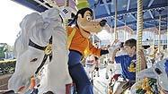 Pictures of Disney World's Fantasyland and Mickey's Toontown Fair