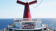 Florida Cruise Guide: Carnival Valor pictures