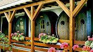 Offbeat Traveler: Hotel made from wine barrels