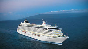 Crystal Cruises offers a heaping helping of Serenity