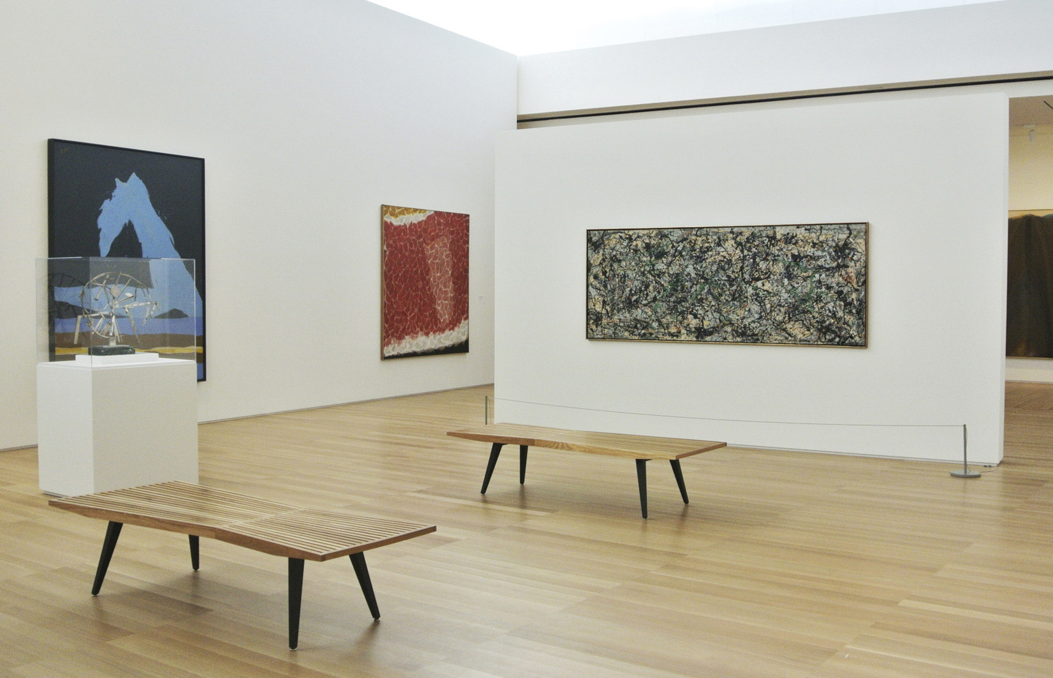 pollock s stellar lucifer and impressive anderson collection