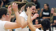 Photo Gallery: Providence vs. Bell Jeff rival girls volleyball
