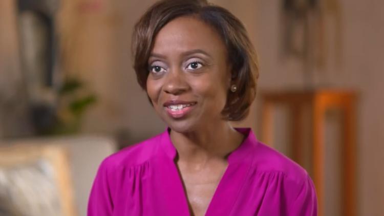 Stanford sociologist Jennifer Eberhardt