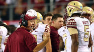 Jameis Winston's sexually lewd comment drew the ire of FSU coach Jimbo Fisher
