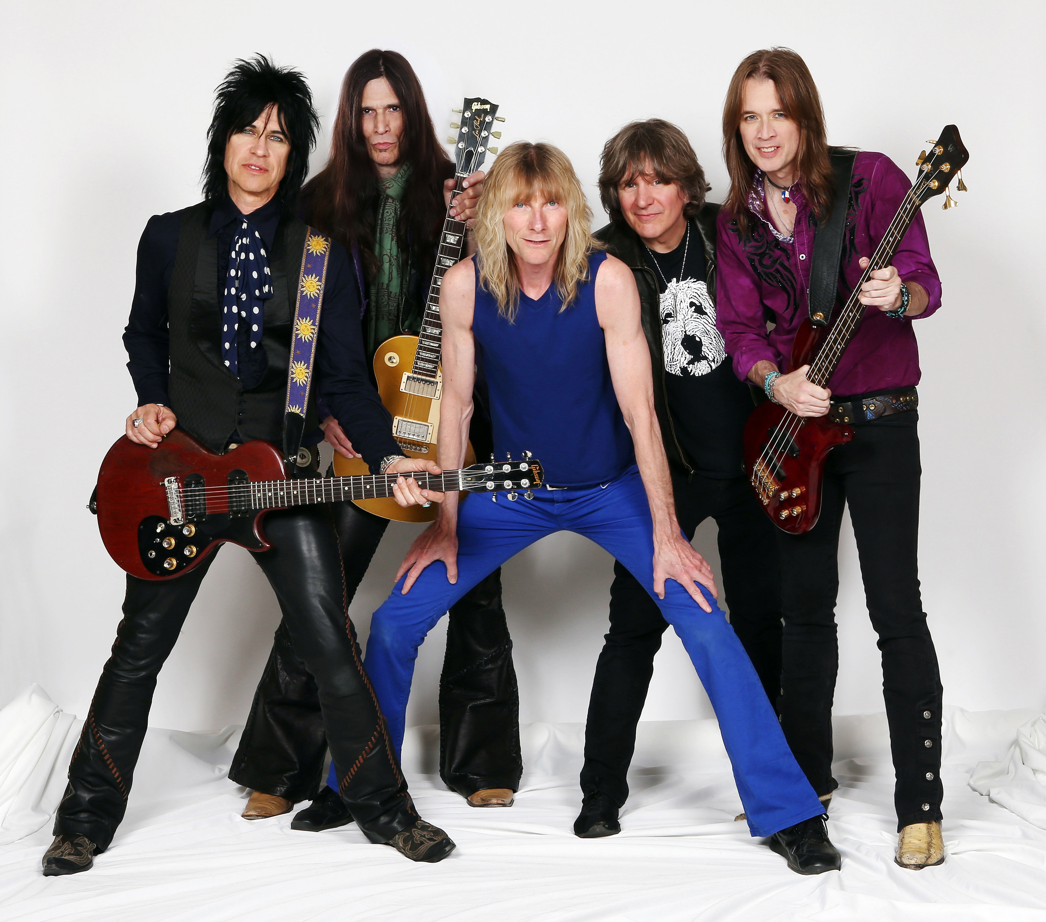 Kix, a Hagerstown band that released its first album in 1981, performs Saturday at Rams Head Live.