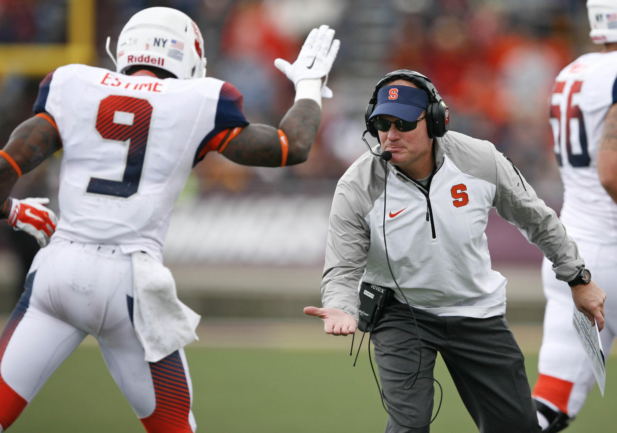 Scott Shafer and Syracuse carry a 2-0 record into Saturday's game against Maryland.