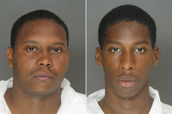 Christopher Williams and Jordan Jackson were charged with first degree murder and attempted first degree murder in connection with a double shooting in Catonsville.