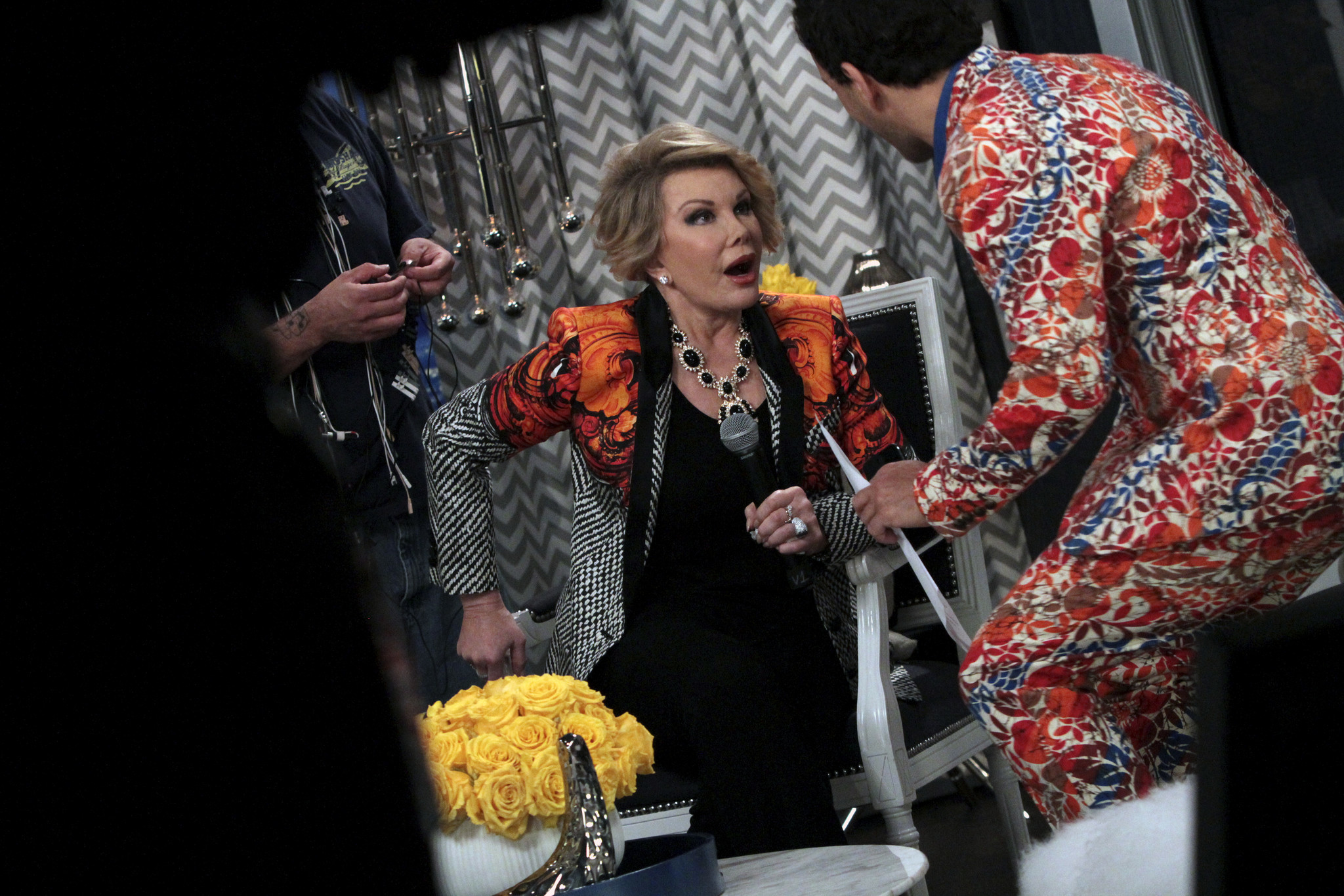 Joan Rivers Fashion Police Best Moments E to air all day Fashion
