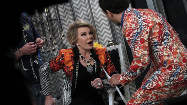 Fashion Police Joan Rivers Tribute Full Episode Fashion Police