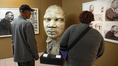 DuSable Museum of African American History: Filling your mind, not your day