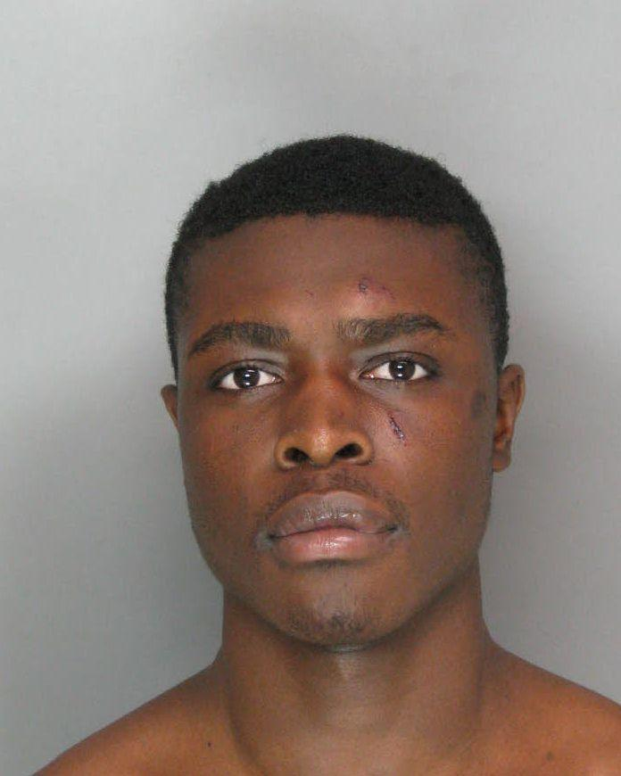 Taquan Barney pleaded guilty firearm violations after a raid in which Baltimore County Police Officer Jason Schneider.