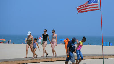 Sunny season draws to a close in Ocean City
