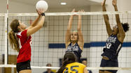 Roland Park Country School vs. Institute of Notre Dame girls golleyball [Pictures]