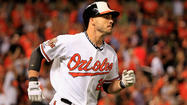 With two more home runs Wednesday, Orioles' Steve Pearce won't stop