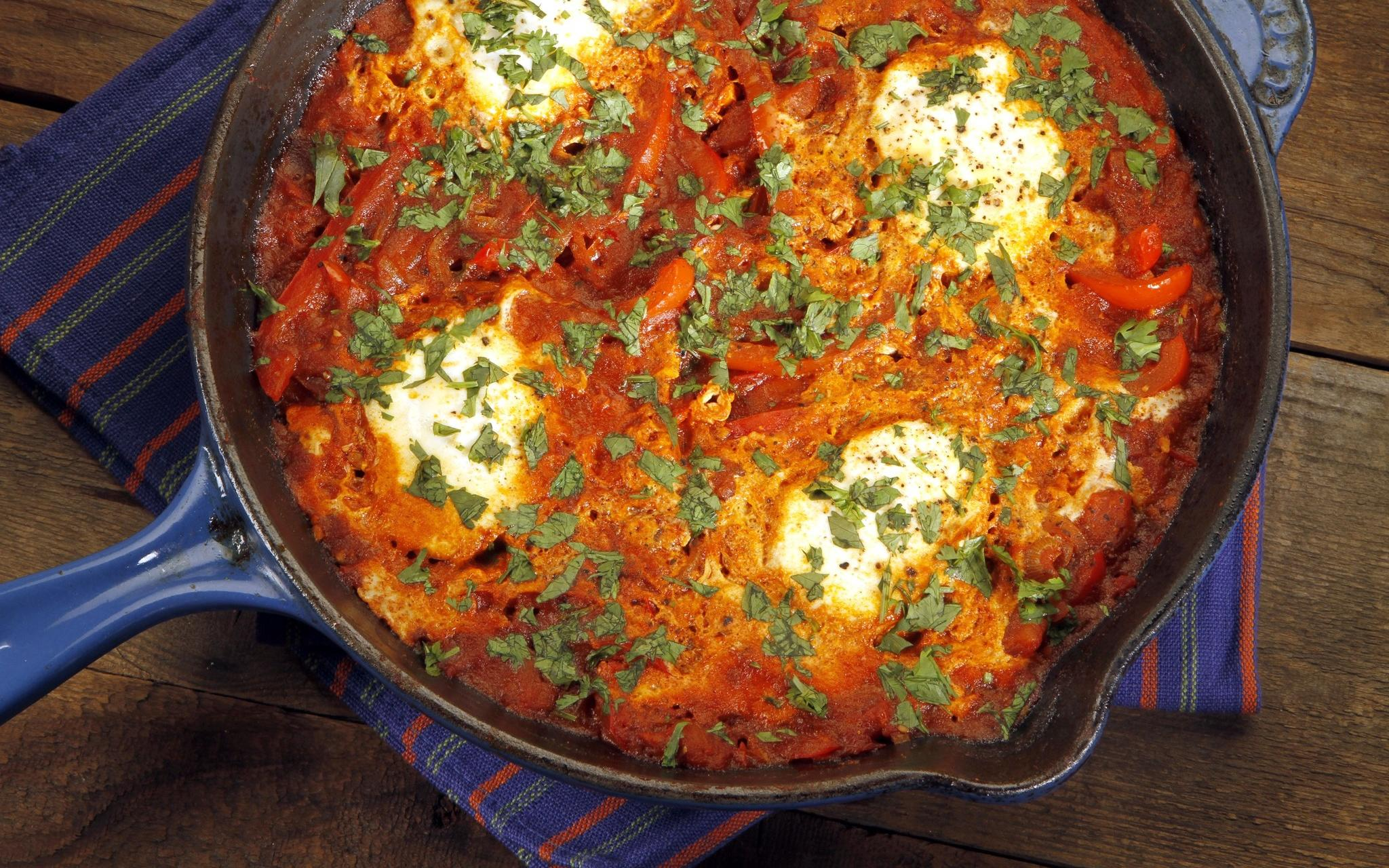 Recipe: Shakshuka - California Cookbook