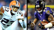 Mike Preston's key matchups for Ravens at Browns