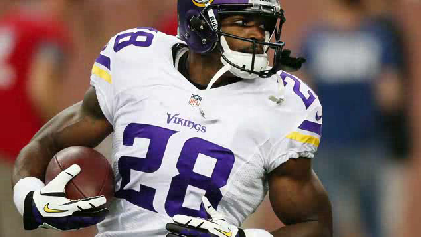 Nike suspends Adrian Peterson's endorsement deal [Video]