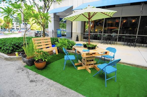 Cadence hosts park ing day in fort lauderdale for Architecture firms fort lauderdale
