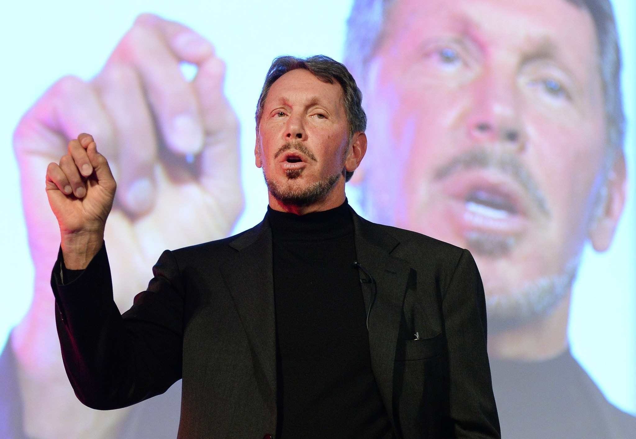 Five ways Larry Ellison has made his mark on Hollywood (so far)