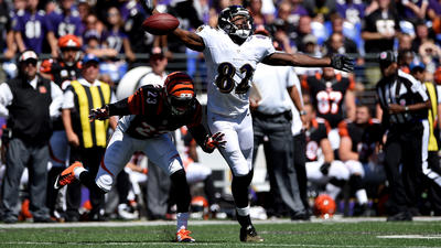 As Steve Smith settles into Ravens' new passing offense, others try to find footing