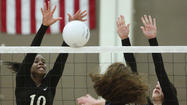 Photo Gallery: CV vs. Glendale girls' volleyball
