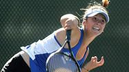 Photo Gallery: Burbank vs. Arcadia Pacific League girls' tennis