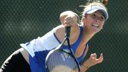 Arcadia High doubles too much for Burbank tennis